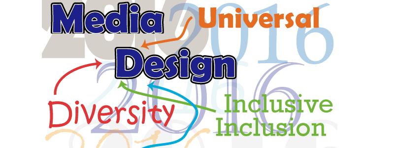 メディアユニバーサルデザイン