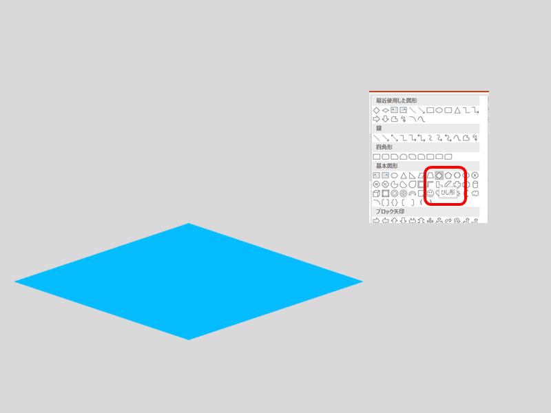 ピラミッド図を作る2
